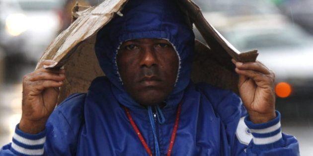 El huracán Sandy llega a Cuba: la situación es