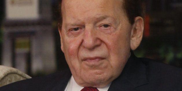 Las autoridades de Nevada investigan a la empresa de Sheldon Adelson por sus negocios en