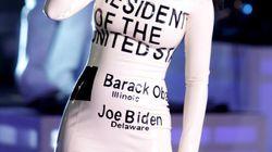 ¿Quién insinúa tan sutilmente que hay que votar a Obama? (FOTOS,