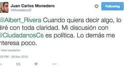Esto no es insinuar que Rivera se droga, según
