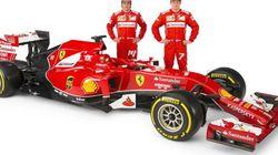 Así es el nuevo Ferrari que conducirá Fernando Alonso