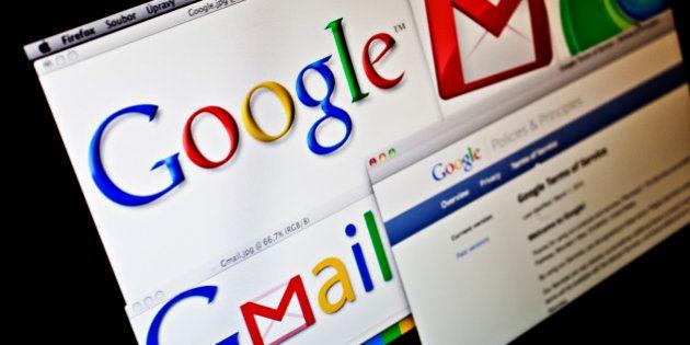 Gmail, el servicio de correo de Google, bloqueado en