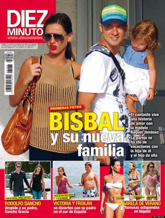Raquel Jiménez: la novia de Bisbal ya ha sido víctima del Photoshop en Diez Minutos