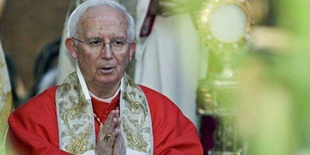 El papa da un toque al cardenal Cañizares por sus críticas al