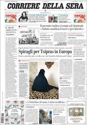 Grecia: una negociación es inevitable (Revista de