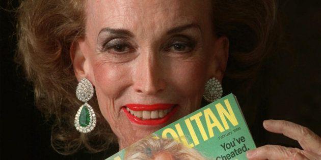 Helen Gurley Brown: muere a los 90 años la antigua editora de la revista