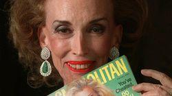Muere la legendaria editora de Cosmopolitan Helen Gurley