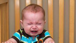 ¿Dejar llorar o no dejar