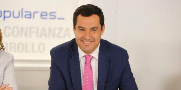 El tuit del presidente del PP de Andalucía que firmaría Pablo