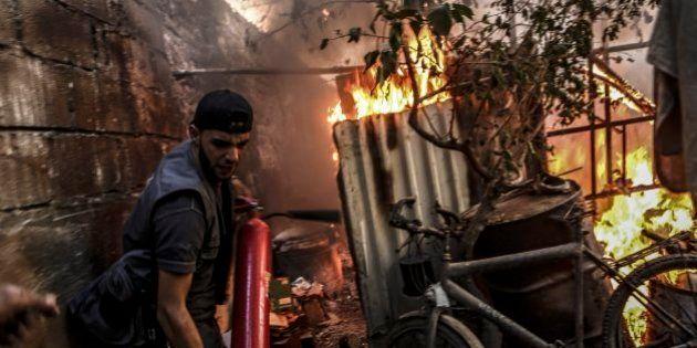 Incertidumbre en Siria sobre el alto el fuego poco antes de su entrada en