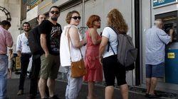 Los bancos griegos podrían quedarse sin dinero en dos