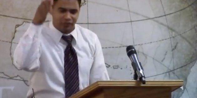 Un pastor celebra la masacre de Orlando: