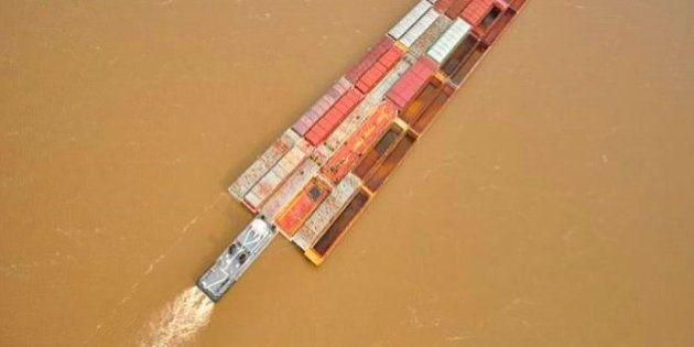 Hidrovia Paraguay/Paraná, el potencial centro logístico del