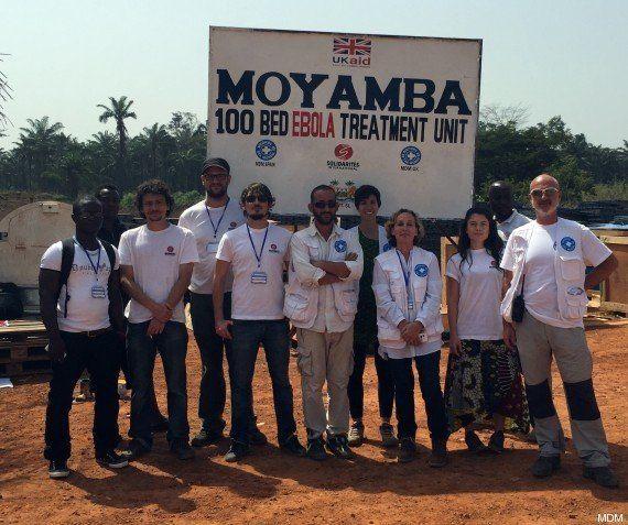 José Félix Hoyo, de Médicos del Mundo: en Sierra Leona la vida se reduce a