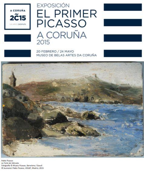 A Coruña, la ciudad que vio nacer al Picasso artista, recupera sus primeras