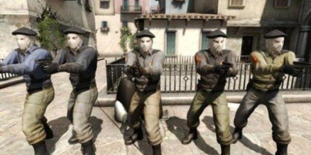 El delegado del Gobierno en el País Vasco pide al videojuego 'Counter Strike' que quite a los