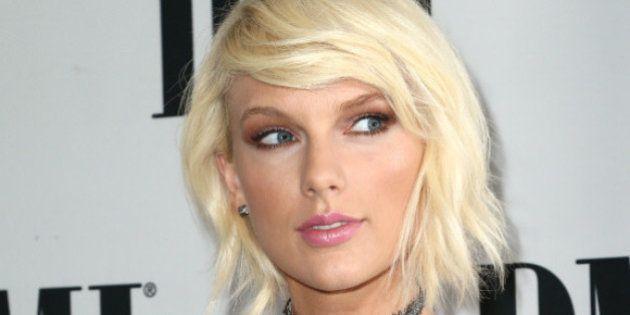 Taylor Swift, fotografiada en los brazos de Tom