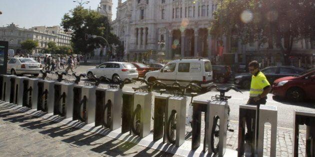 BiciMad: el servicio público de alquiler de bicis arranca con
