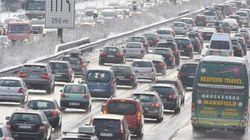 Un niño de 12 años conduce 160 kilómetros para ir a ver a sus