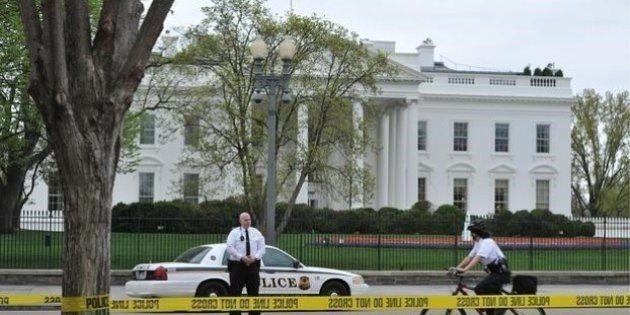 Cierran la Casa Blanca por disparos en el complejo