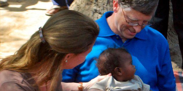 Según Bill y Melinda Gates, el 'smartphone' cambiará el