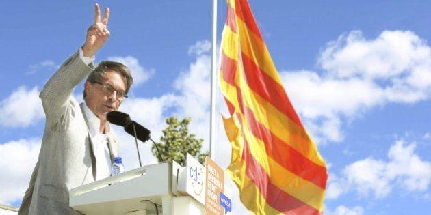 Mas insta a Europa a mirar a Cataluña como su movimiento democrático