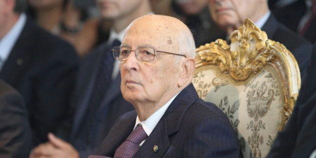 Napolitano dice que las Cámaras se disolverán sólo si no se puede crear Gobierno en