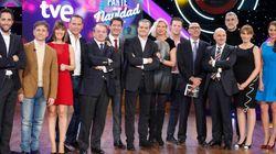 Televisión Española anotó en 2014 su mínimo histórico de