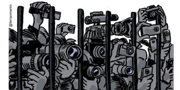 Sancionan a una periodista de Catalunya Ràdio aplicando la Ley
