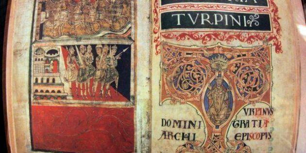 El ladrón del Códice Calixtino, condenado a 10 años de