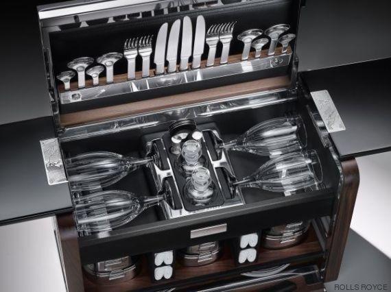 Pícnic sobre ruedas: las marcas de coche de lujo crean maletines a