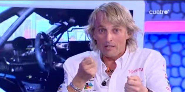 Vox pide a Jesús Calleja que lleve a Santiago Abascal a su