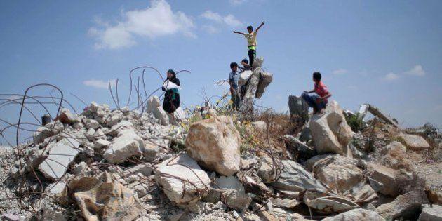 Menos de un tercio del dinero prometido para Gaza ha llegado un año después de la ofensiva de