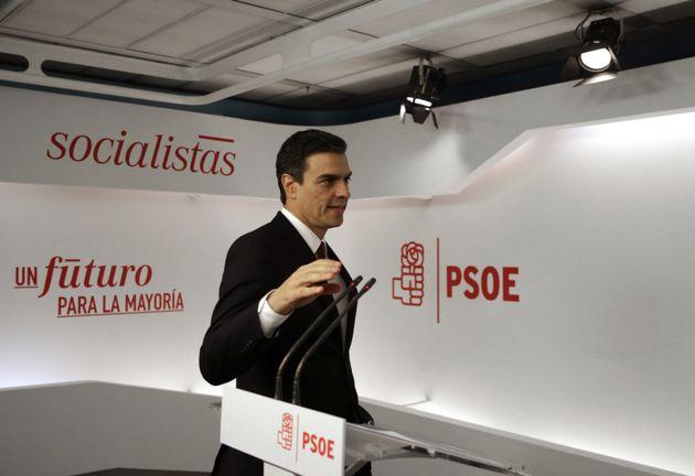 El PSOE entra en