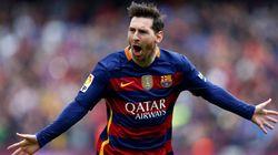 La exhibición de Messi al Sevilla con la Sub-19