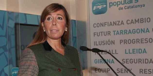 La mitad de los diputados del PP catalán votan a favor de la consulta por