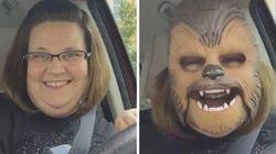 'La mujer Chewbacca', el vídeo más visto de