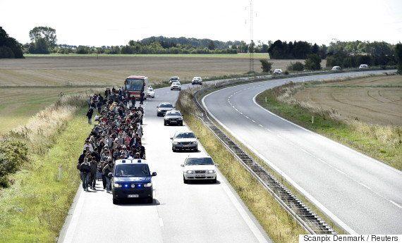Las políticas antirrefugiados de Dinamarca y la carrera hacia el precipicio de