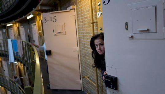 ¿Una cárcel vacía? Ya no: un hogar para