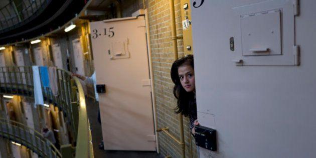 Holanda convierte sus cárceles vacías en lugar de acogida para los refugiados