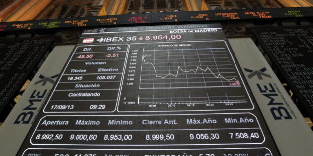 La crisis política en Italia lastra al Ibex y dispara la prima de riesgo