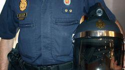 La Federación de Fútbol entrega 18 cascos con cámaras a la