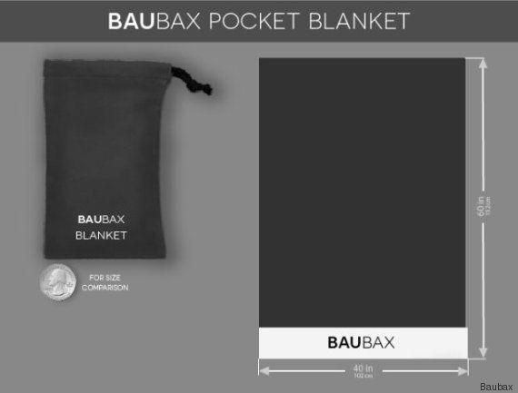 Tiene 15 utilidades y no es una navaja suiza: la chaqueta con almohada, manta,