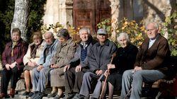 Las pensiones subirán un 0,25% en 2014, el mínimo previsto en la