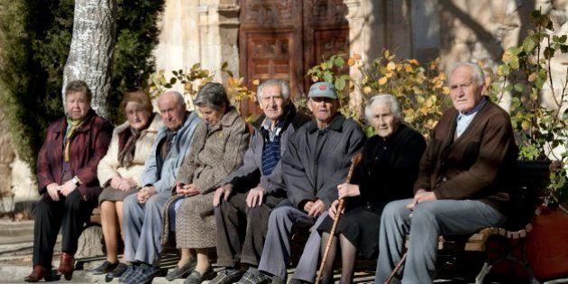 Presupuestos 2014: Las pensiones subirán un 0,25%, el mínimo previsto en la nueva
