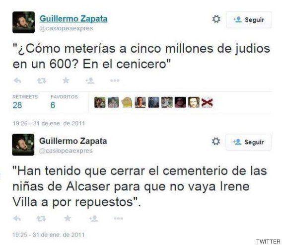 La Audiencia Nacional vuelve a ordenar a Pedraz que procese a Zapata por sus