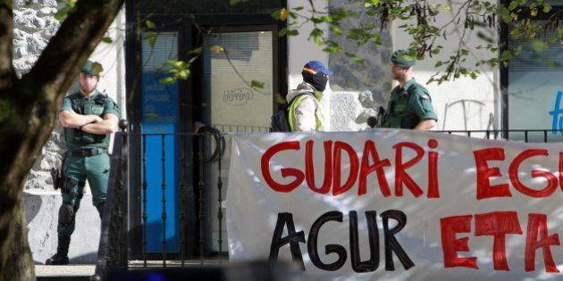 Detenidas 15 personas en una operación contra Herrira, la plataforma de apoyo a los presos de