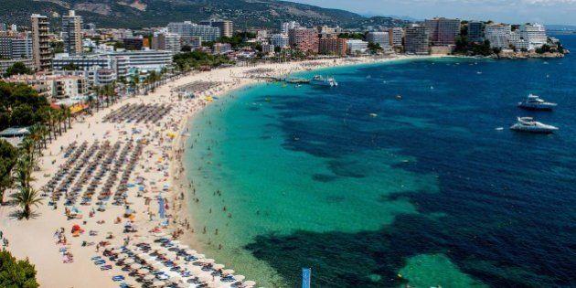 España bate un nuevo récord de turistas extranjeros con 28 millones hasta