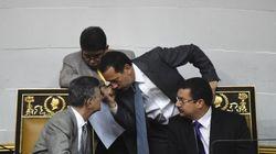 El Parlamento de Venezuela se planta por primera vez contra