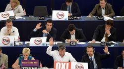 El Parlamento Europeo dice 'sí' al TTIP, con el apoyo de los